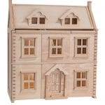 Victorian Dollhouse - 7124